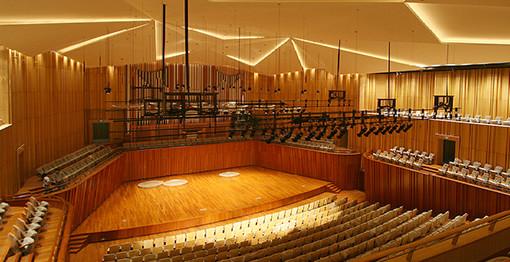 音乐厅声学设计效果图