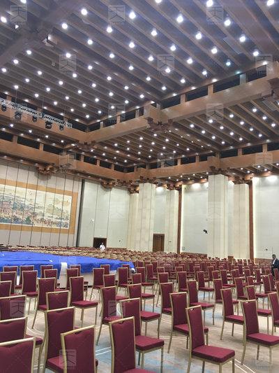 敦煌国际会展中心会议厅完工3