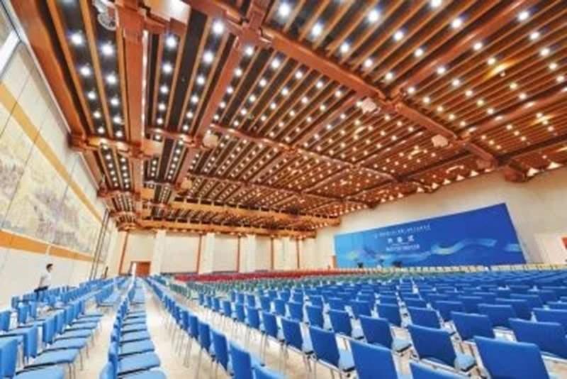 敦煌国际会展中心开幕式2