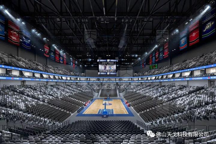 佛山国际体育文化演艺馆(NBA体育馆)