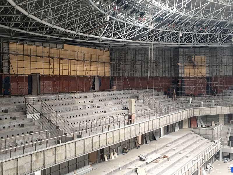 怀宁县体育馆