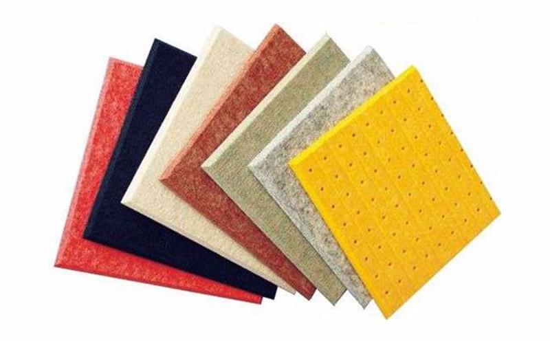 聚酯纤维吸音板为什么能在众多的吸音材料中脱颖而出