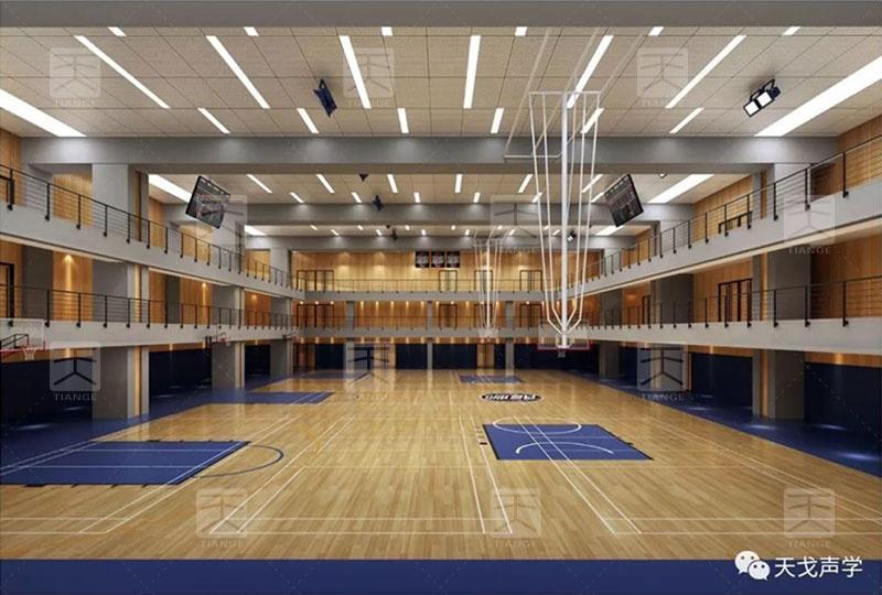 佛山国际体育文化演艺馆训练馆