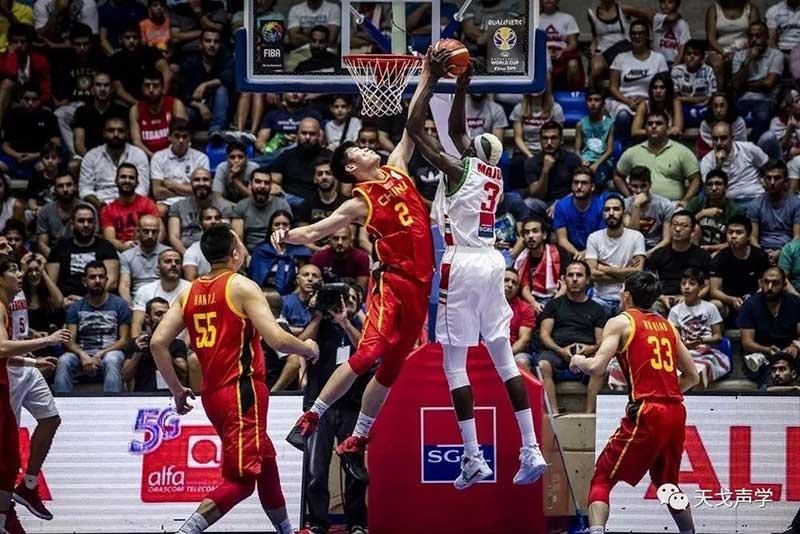 2019年国际篮联篮球世界杯亚洲区预选赛12月2日在佛山国际体育文化演艺中心火热开打