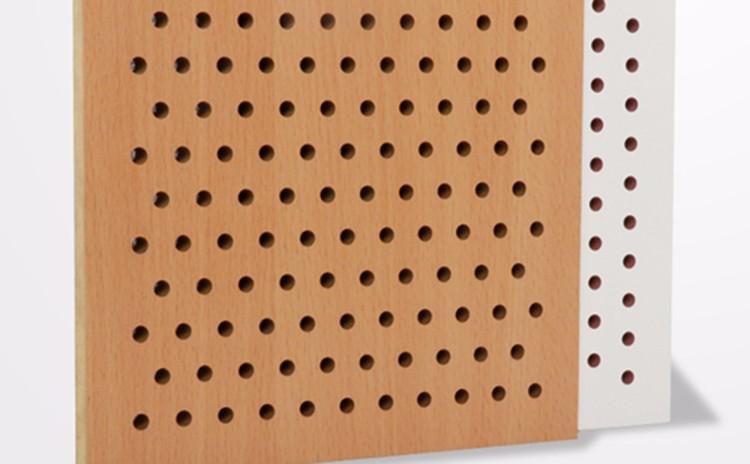 木质吸音板的基本特性