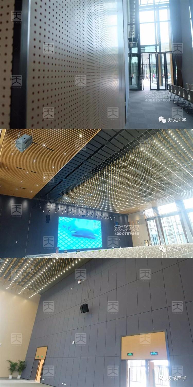 世界生态设计大会主会场会议厅