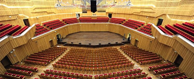 湖南长沙音乐厅声学设计工程