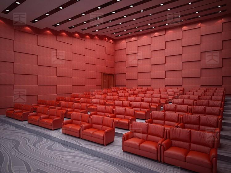 老挝电影院声学设计工程