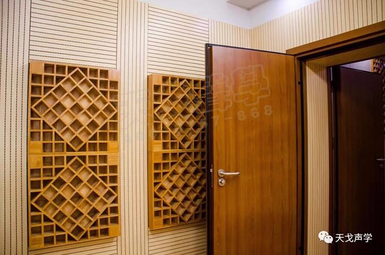 录音棚的声学设计