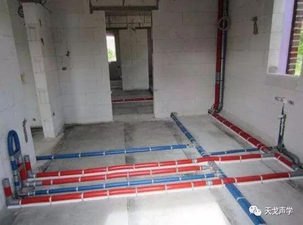 建筑排水管道的噪声防治措施