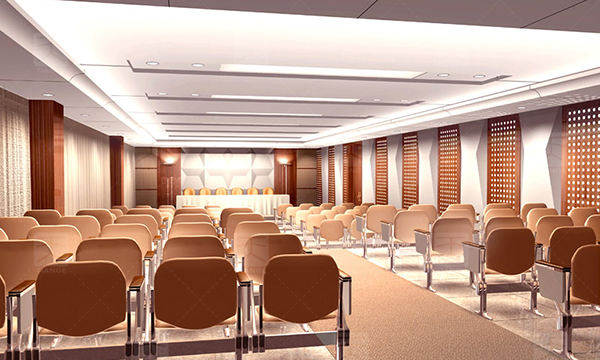 上海交通大学附属第六人民医院会议室声学设计工程