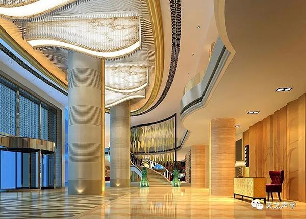 高档酒店建筑如何做好声学设计