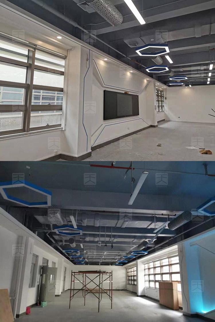 深圳南山小学会议室声学设计工程