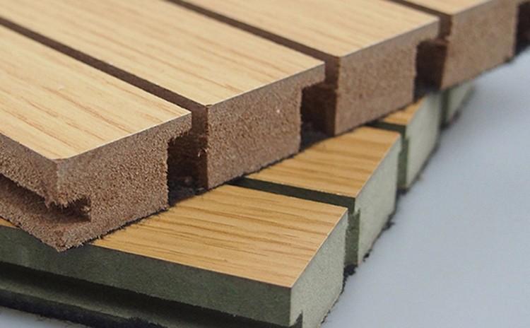 影响木质吸音板价格的因素有哪些?