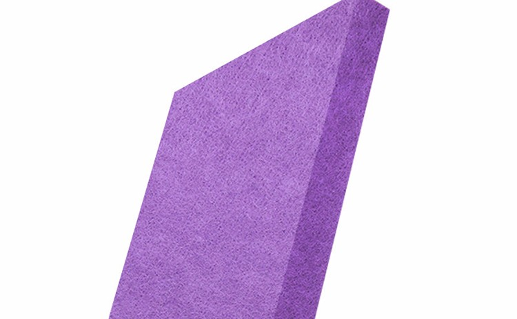 聚酯纤维吸音板是隔音吸声材料吗