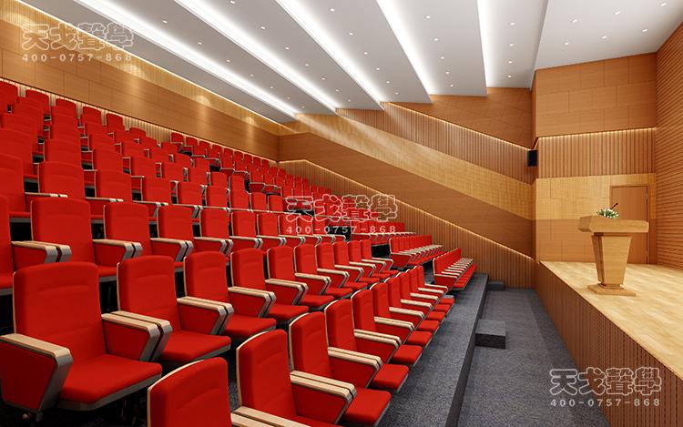 蒙古多功能厅声学设计工程