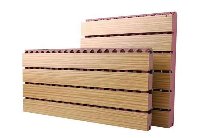 阶梯教室槽木阻燃吸音板多少钱一平方