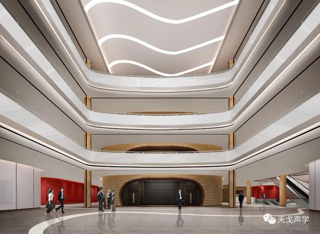 柳州文化艺术中心声学设计工程