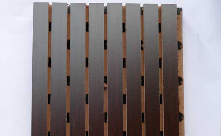 环保木质吸音板施工工艺