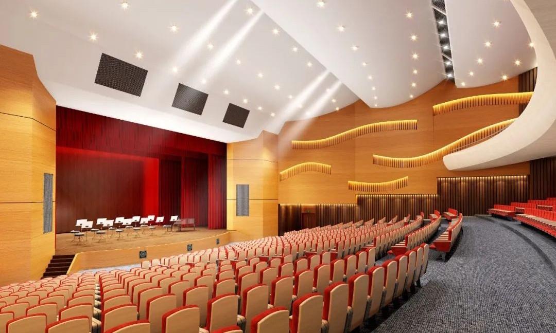 国家对剧场建筑声学的要求