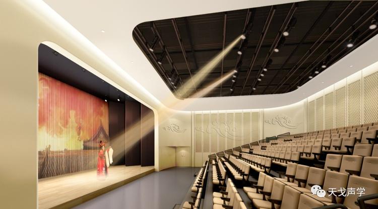 乌鲁木齐京剧院设计效果图-2