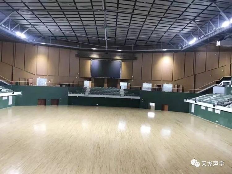 重庆永川新区体育馆项目完工实拍-2