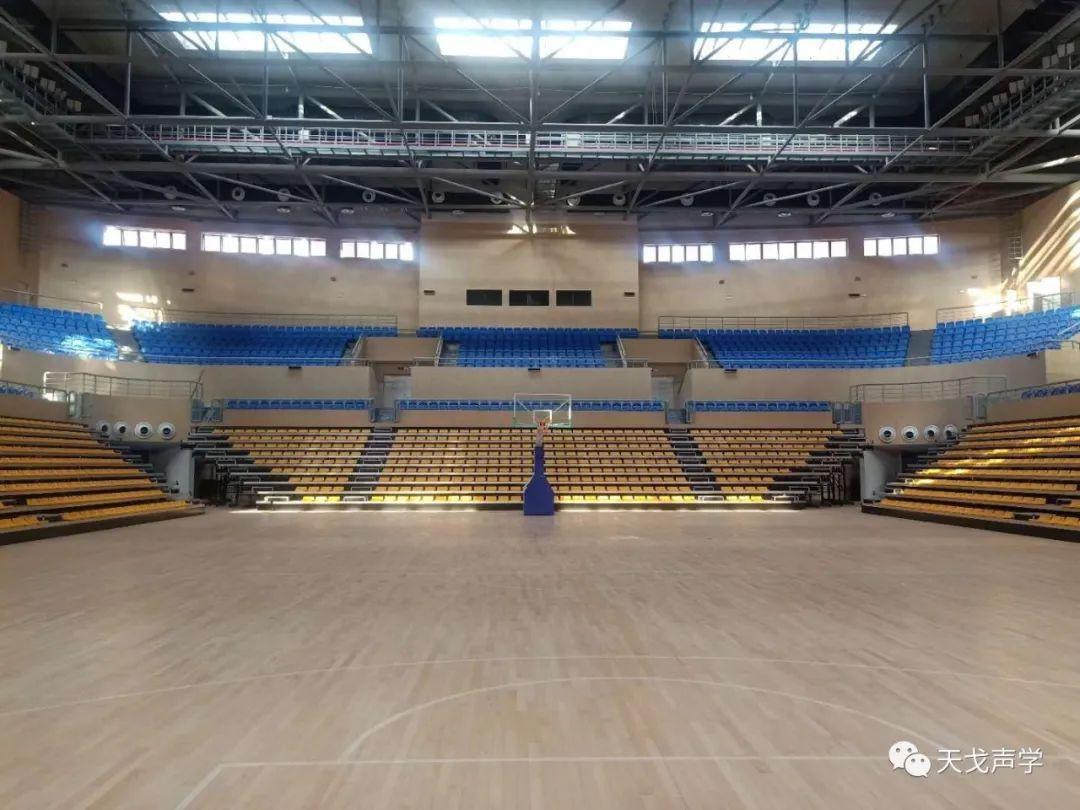 广西玉林博白县体育馆声学设计工程-1