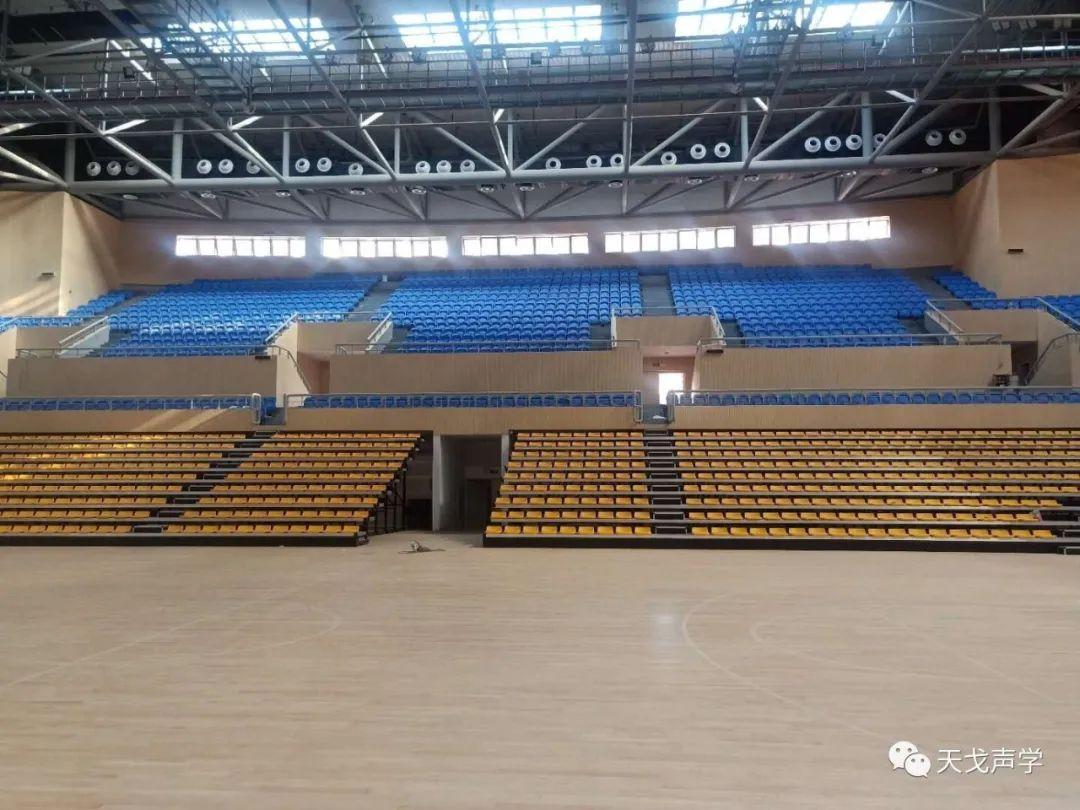 广西玉林博白县体育馆声学设计工程-2