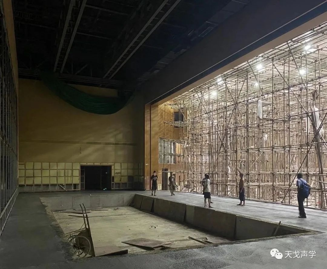 广东惠州龙门县文化馆声学设计工程-5