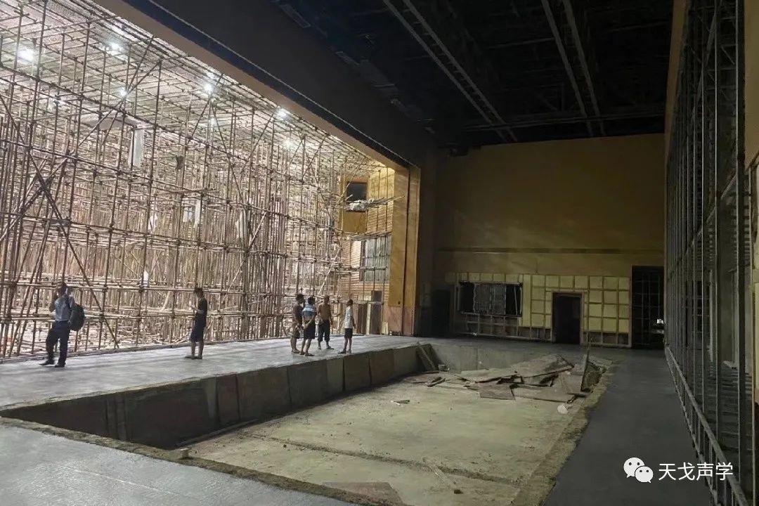 广东惠州龙门县文化馆声学设计工程-6