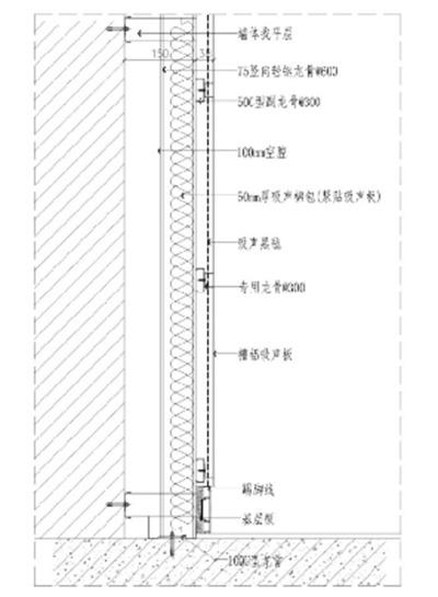 辽宁鞍山岫岩县体育馆声学设计工程-5