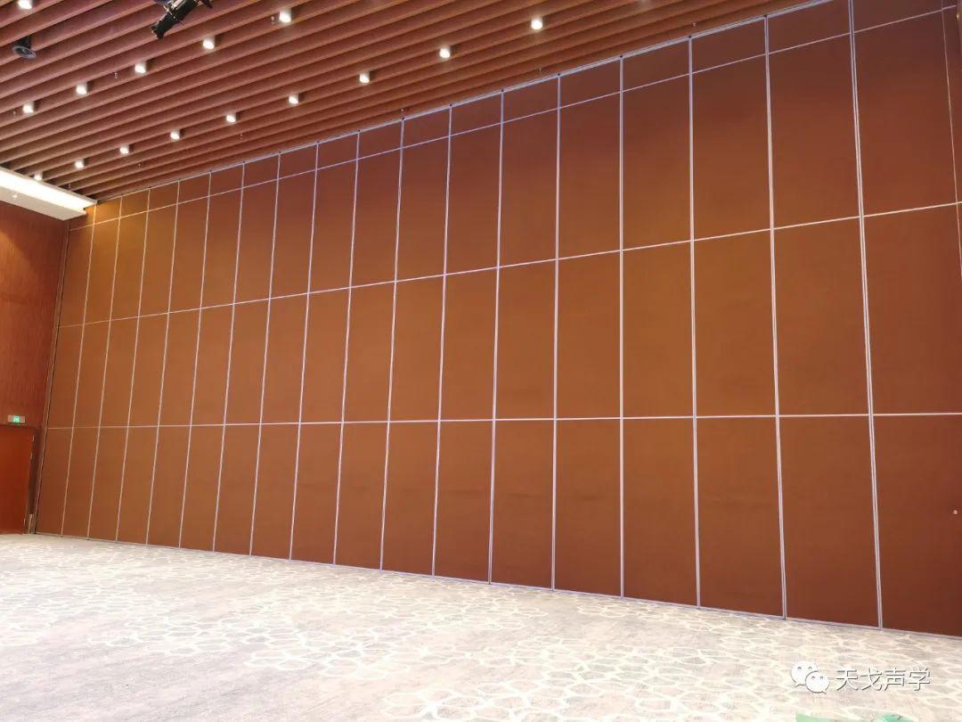 广东广州南沙滨海会展中心会议大厅声学设计工程-9