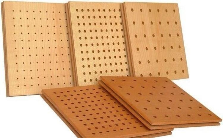 室内篮球馆设计方案中会用到吸音板吗