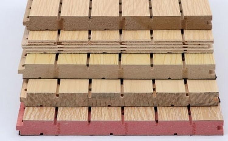 阶梯教室可以用B级防火吸音板来装饰