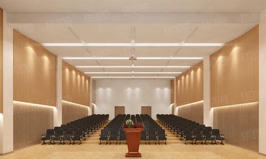 300平方会议室设计时要用多少吸音板