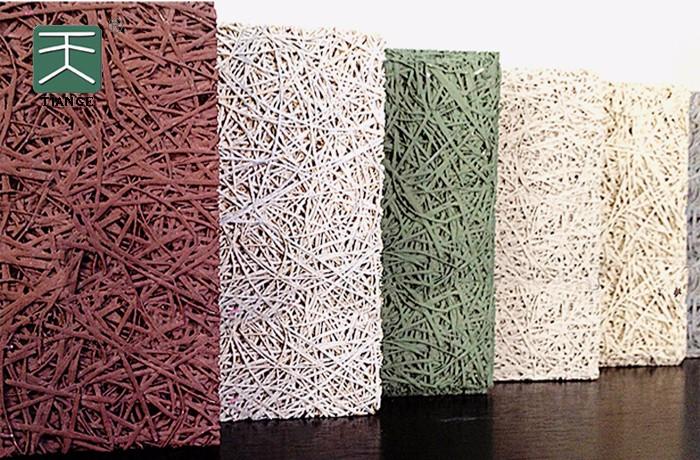 环保水泥木丝吸音板