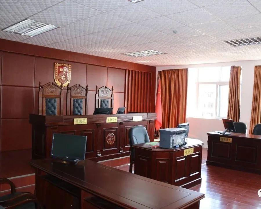 广州海事法院声学设计..
