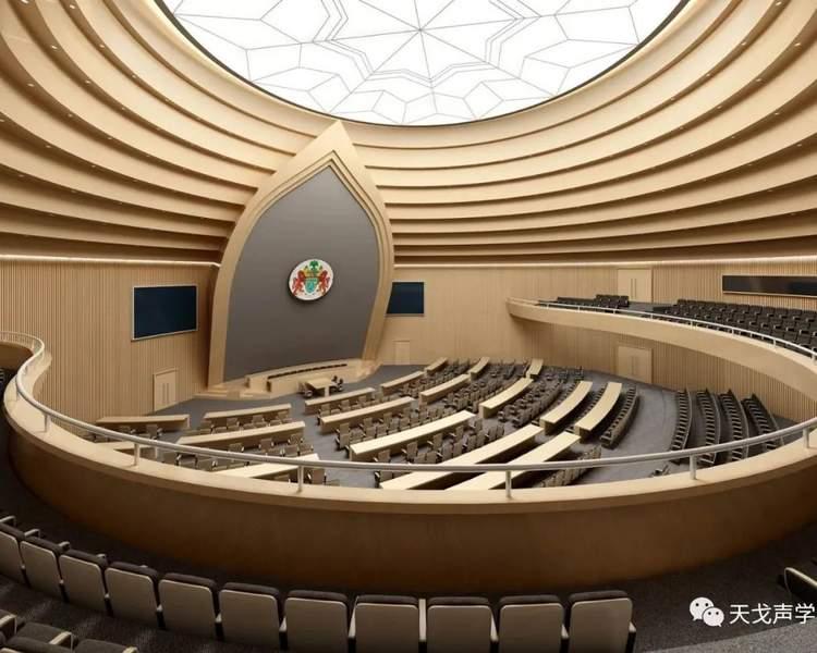冈比亚国际会议中心声..