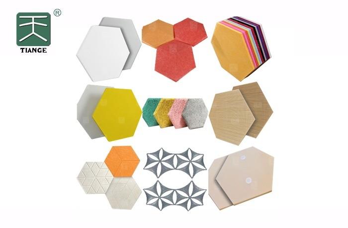 六边形吸音板